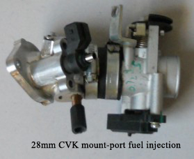 an throttle body conversion part one I require a replacement throttle body kit for my  price wise to the conversion is more or less the  you can still find the part you can use a volvo one.