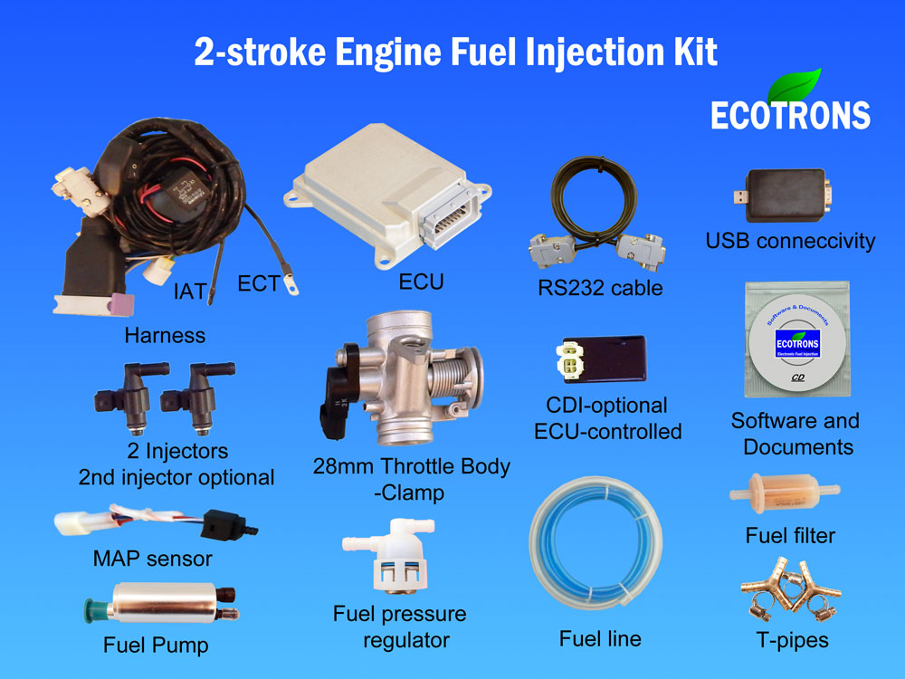 Chrysler outboard electronic ignition conversion kit
