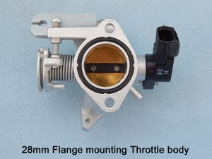 28mm Flange Throttle Body