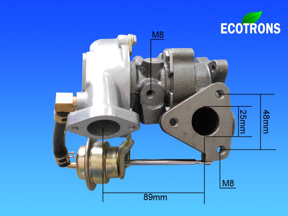 Turbo Charger | ECOTRONS