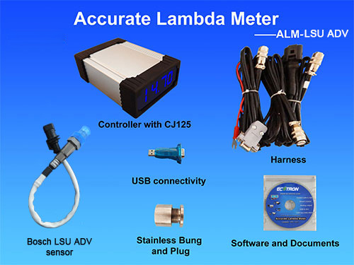 Wideband Controller ALM-LSU ADV | ECOTRONS