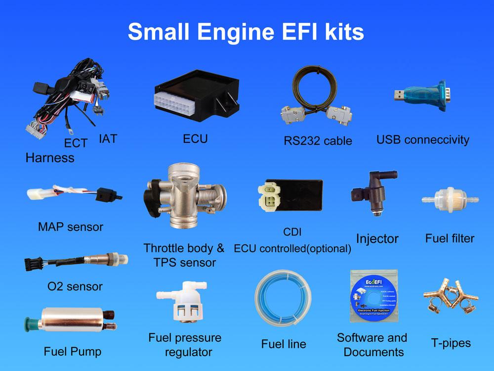 Wankel Engine Fuel Injection Kit Wankel Engine Efi