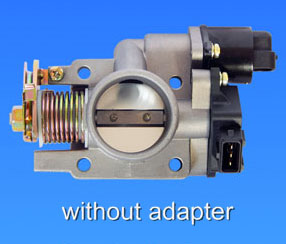 Throttle Body Assembly | ECOTRONS