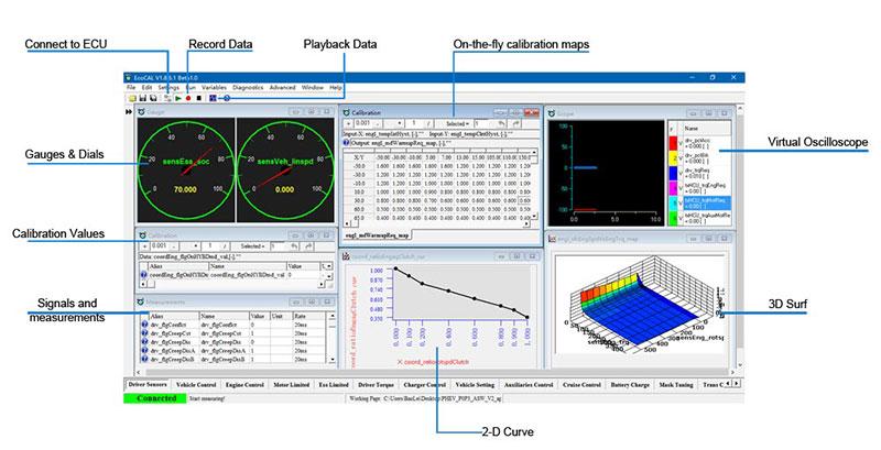 EcoCAL-Professional Calibration Software | ECOTRONS