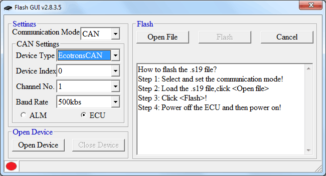 flash-gui